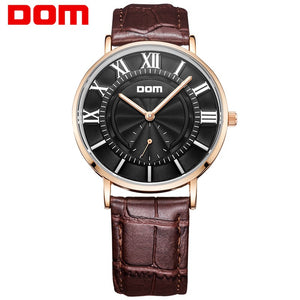 DOM watch homme rétro