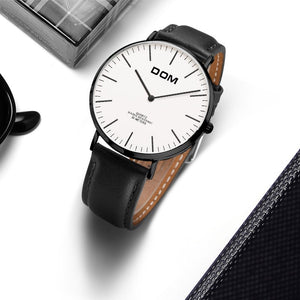 DOM watch homme vintage