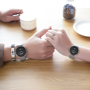 montre DOM watch couple