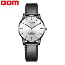 Charger l'image dans la galerie, montre DOM watch femme fashion