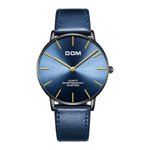 DOM Watch femme fashion