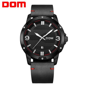 DOM watch homme sport