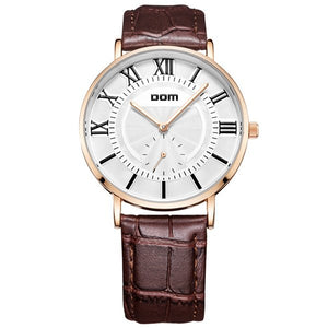 DOM Watch Homme Romaine