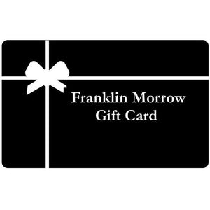 Gift Card Multiple Denominations - Franklin Morrow
