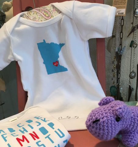For the Best-Dressed Minnesota Baby
