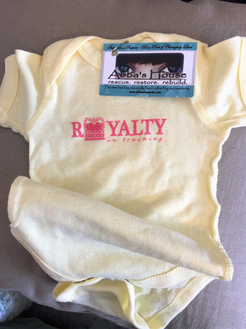Adorable Baby Onsie now on sale at Art2Heart in Hamel MN