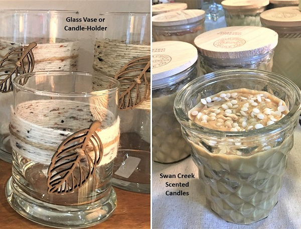 Scented Candles at Art 2 Heart Gift Shop in Hamel MN