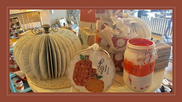 Find Heartwarming Autumn Decor at Art2Heart in Hamel MN