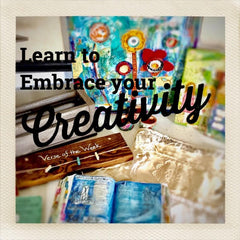 Learn how to nurture your creativity the Creative Workshop Class at Wonderfully Made in Hamel MN