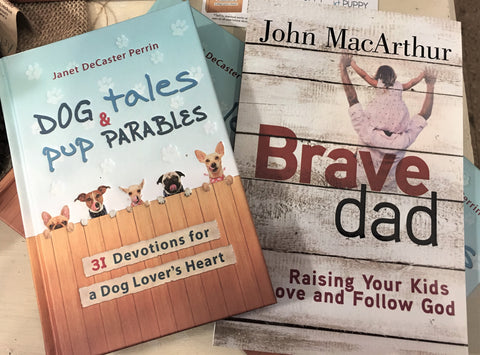 Dad books at Art2Heart in Hamel MN