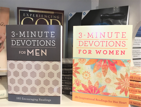 3-minute Devotionals from Art 2 Heart Gift Shop in Hamel MN