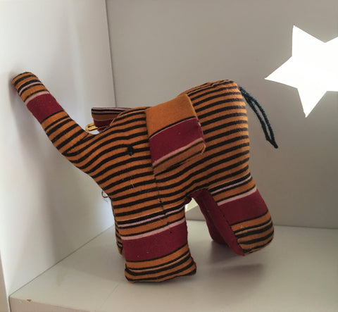 Cotton Elephant for Baby from Art2Heart in Hamel MN