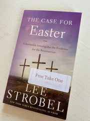 The Case for Easter book at Art 2 Heart Gift Shop in Hamel MN