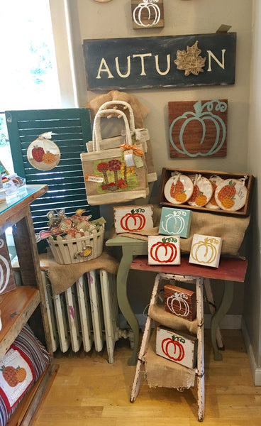 Celebrate Autumn with Fun Decor from Art2Heart in Hamel MN