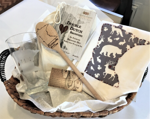 Gift Basket Idea: Minnesota Kitchen