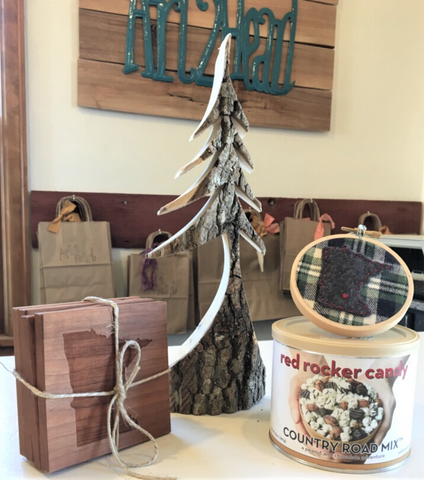 Gift Basket Idea: Minnesote Love!