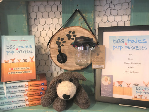 Devotional Book for Pet-Owners from Art 2 Heart Gifts Shop in Hamel MN