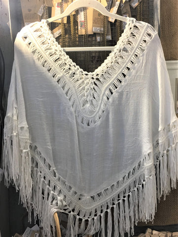 Grace and Lace Poncho for Bridesmaids from Art 2 Heart in Hamel MN