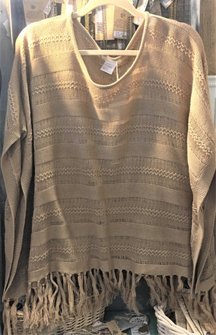 Caramel Poncho at Art 2 Heart in Hamel MN