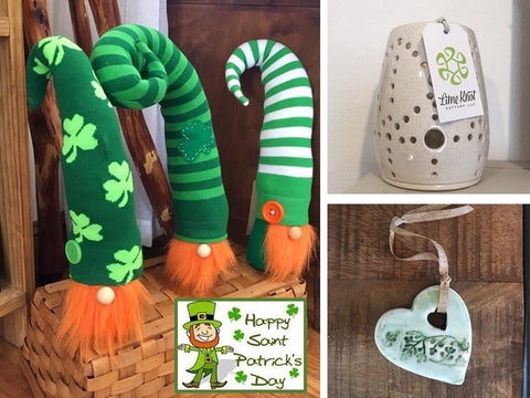 St Patrick's Day Gifts from Art 2 Heart Gift Shop in Hamel MN