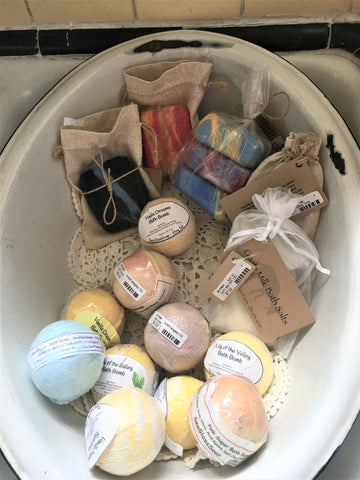 Scented Bath Soaps at Art 2 Heart