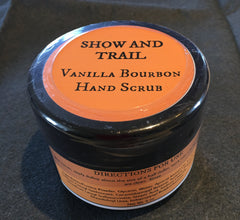 Vanilla Bourbon Hand Scrub from Art 2 Heart in Hamel MN