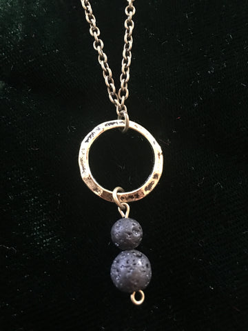 Essential Oil Bead Necklace from Art 2 Heart in Hamel MN