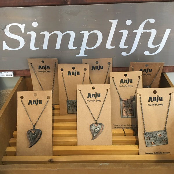 Anju Necklaces from Art 2 Heart in Hamel MN