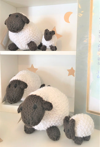 Handmade Sheep at Art 2 Heart Gift Shop in Hamel MN