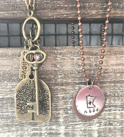 Charming Necklaces from Art 2 Heart in Hamel MN