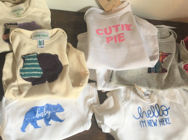 Baby Onsies from Art 2 Heart Gift Shop in Hamel MN