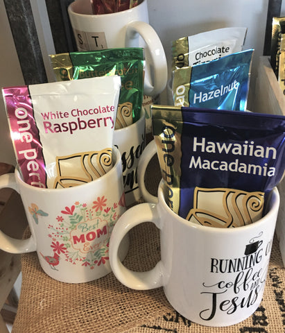 Flavored Coffees from Art 2 Heart Gift Shop in Hamel MN
