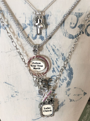 Message Necklaces from Art 2 Heart in Hamel MN