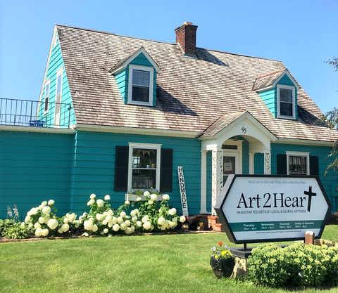 Art 2 Heart has a conference room on the second floor avail for Bible Studies and group gatherings.