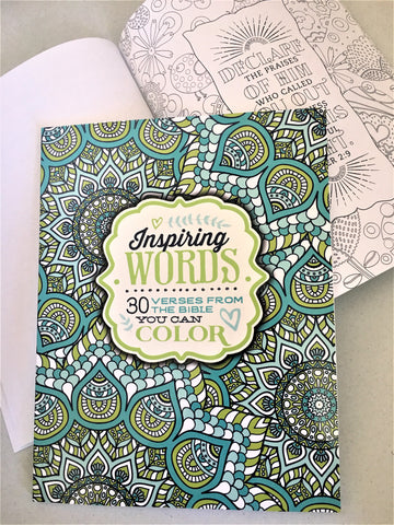 Biblical Coloring Book from Art 2 Heart Gift Shop in Hamel MN