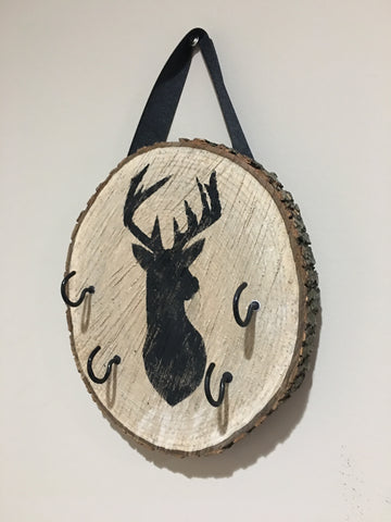 Rustic Key Holder at Art2Heart