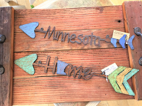 Home Arrows at Art 2 Heart in Hamel MN