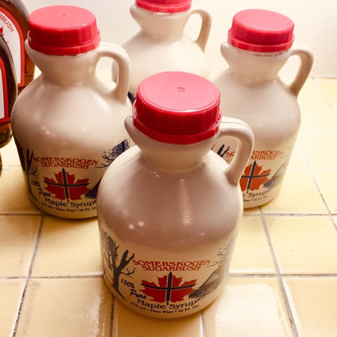 Minnesota-made Maple Syrup available at Art 2 Heart in Hamel MN