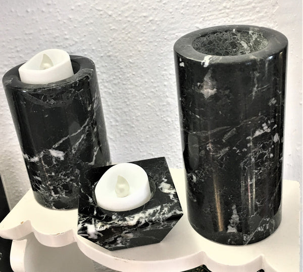 Marble Votive Holders from Art 2 Heart in Hamel MN