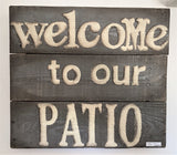 Rustic Wood Signs available at Art 2 Heart Gift Shop in Hamel MN