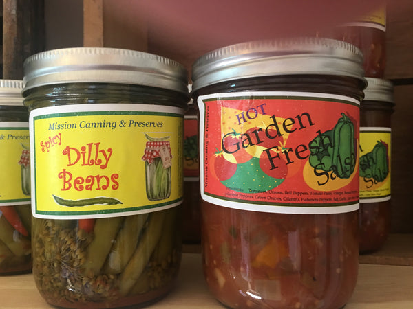 Dilly Beans and Salsa from Art 2 Heart Gift Shop in Hamel MN