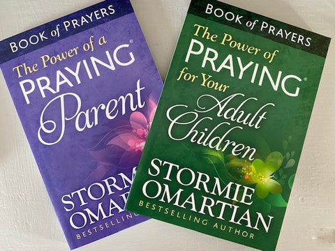 Prayers for Parenting books from Art 2 Heart Gift Shop in Hamel MN