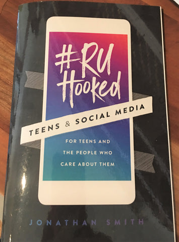RU Hooked book for Teens from Art 2 Heart Gift Shop in Hamel MN