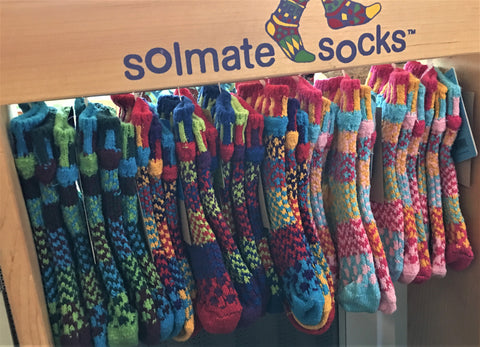 Solmate Socks for Youth and Adults at Art2Heart in Hamel MN