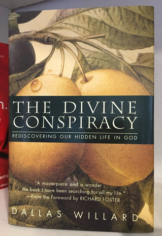 The Divine Conspiracy from Art 2 Heart Gift Shop in Hamel MN