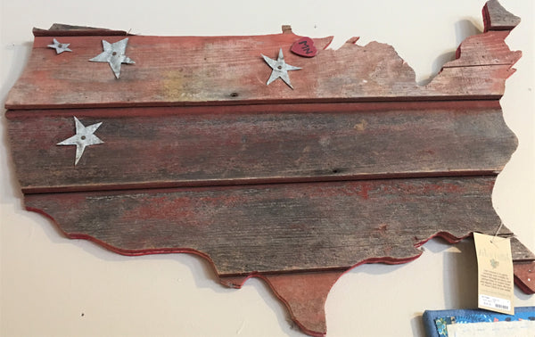 Barnwood USA at Art 2 Heart in Hamel MN