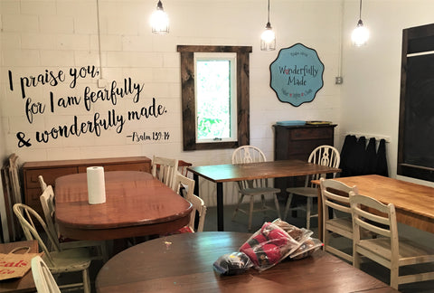 Wonderfully Made Studio - Hamel MN - Classroom Area