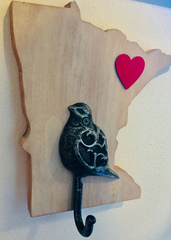 MN Handy Hook at Art 2 Heart Gift Shop in Hamel MN