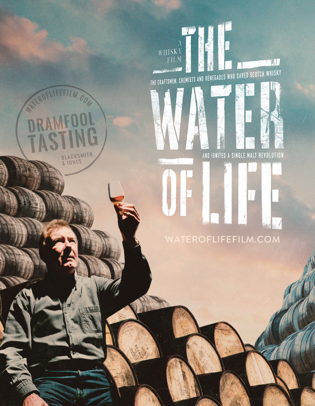 The Water of Life - tasting kit