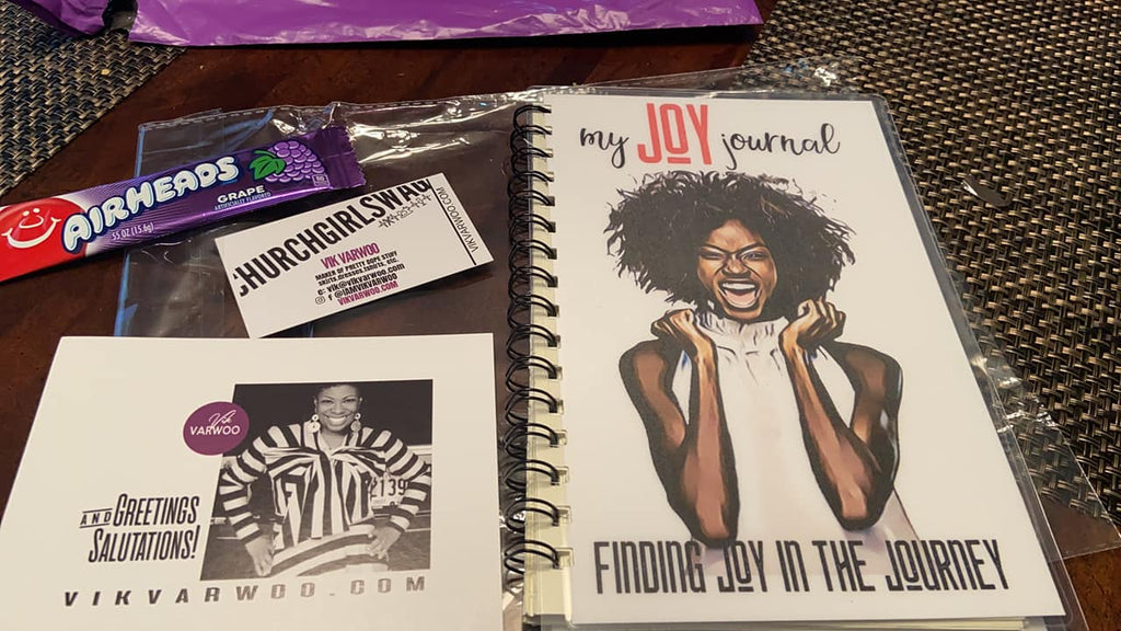 Joy Notebook